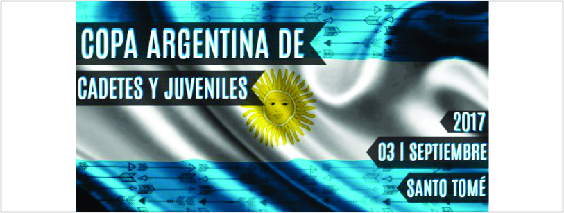 Copa Argentina Cadetes y Juveniles 03-09