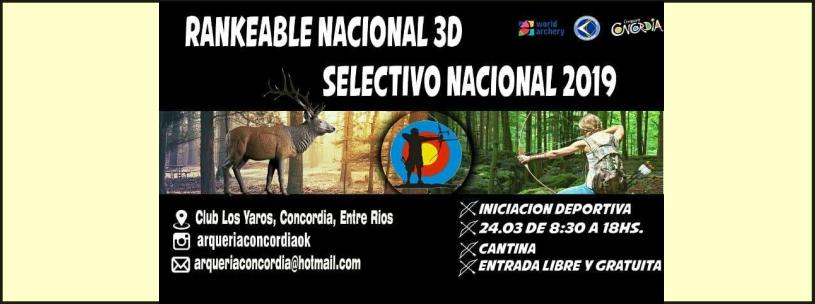 3D Evaluatorio - 24/03 -  Litoral