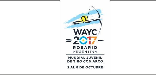 Mundial Juvenil - Rosario - Argentina 2017