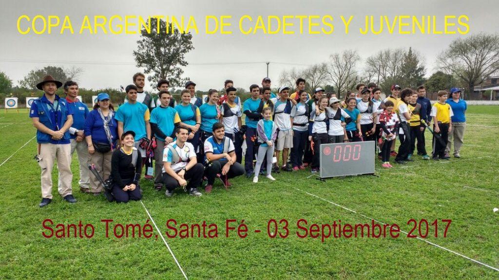Copa Argentina Cadetes y Juveniles