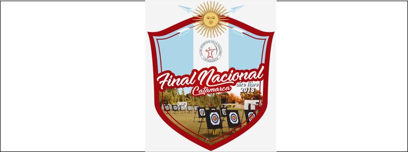 Final Nacional Aire Libre 15 y 16/12/18