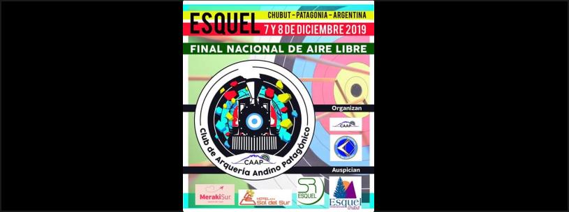 Final Nacional Aire Libre - Patagonia